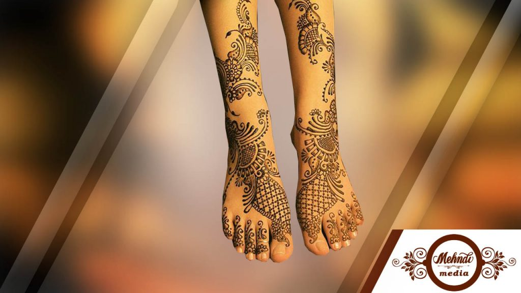 arabic mehndi designs for legs awesome collection