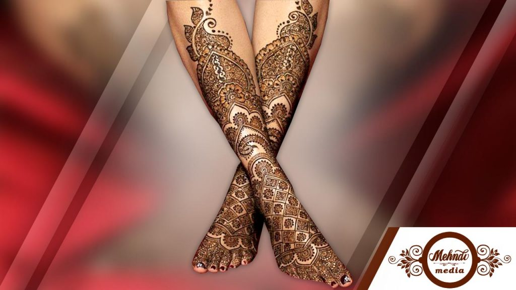 henna tattoo designs for feet and legs