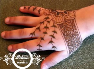 50 Adorable Mehndi Designs For Kids Easy Alluring Lovely