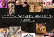 50+ Mehndi Designs For Kids