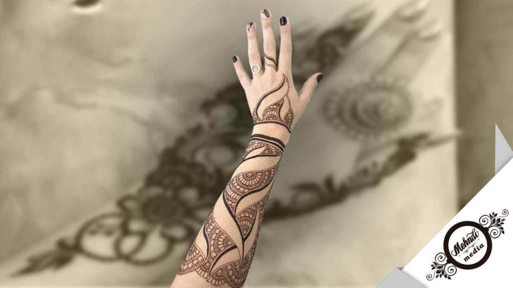 Mehndi Bridal Mehndi Design : Gorgeous bridal mehndi designs for weddings media