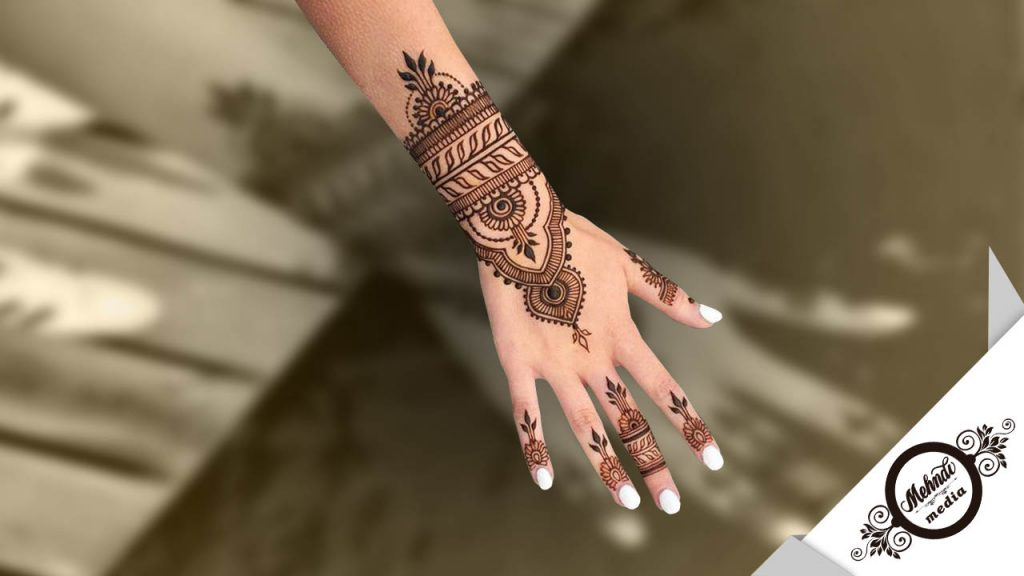 bridal mehndi designs collection