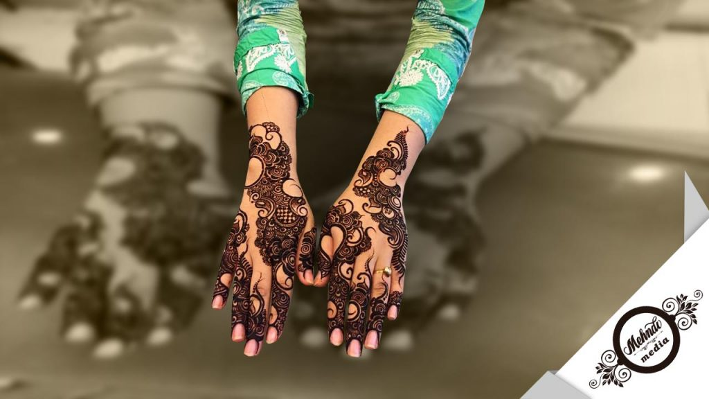 best bridal mehndi designs ever