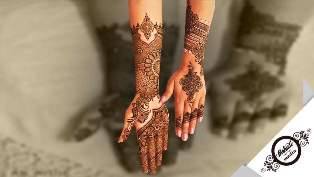 latest easy bridal mehndi designs