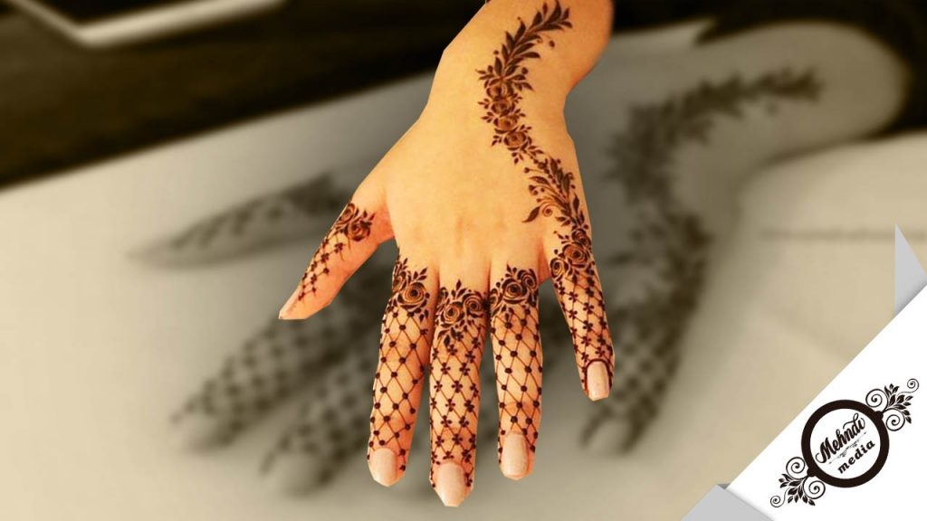bridal mehndi designs full hands pictures