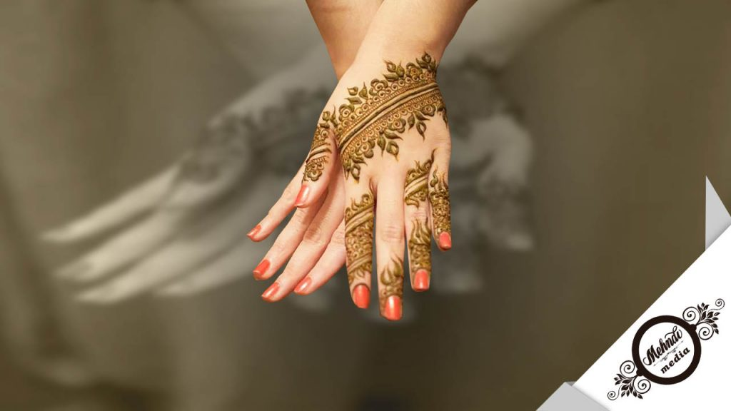 bridal full hand mehndi designs