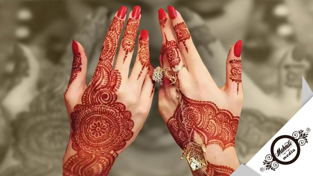 pakistani bridal mehndi designs