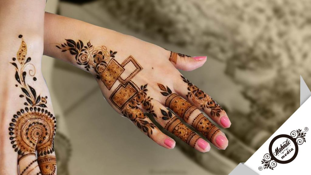bridal mehndi ke design