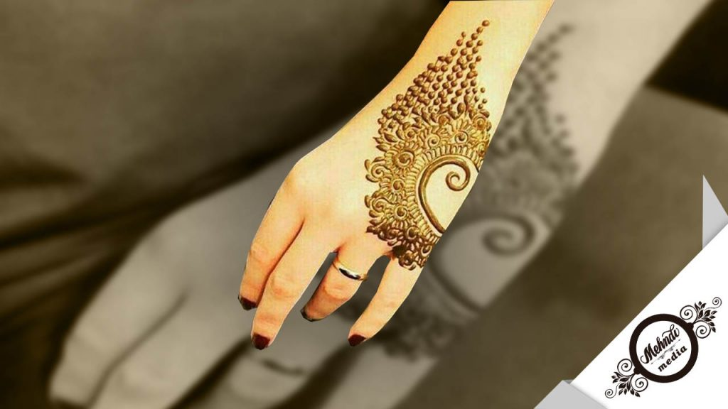 bridal mehndi designs pics