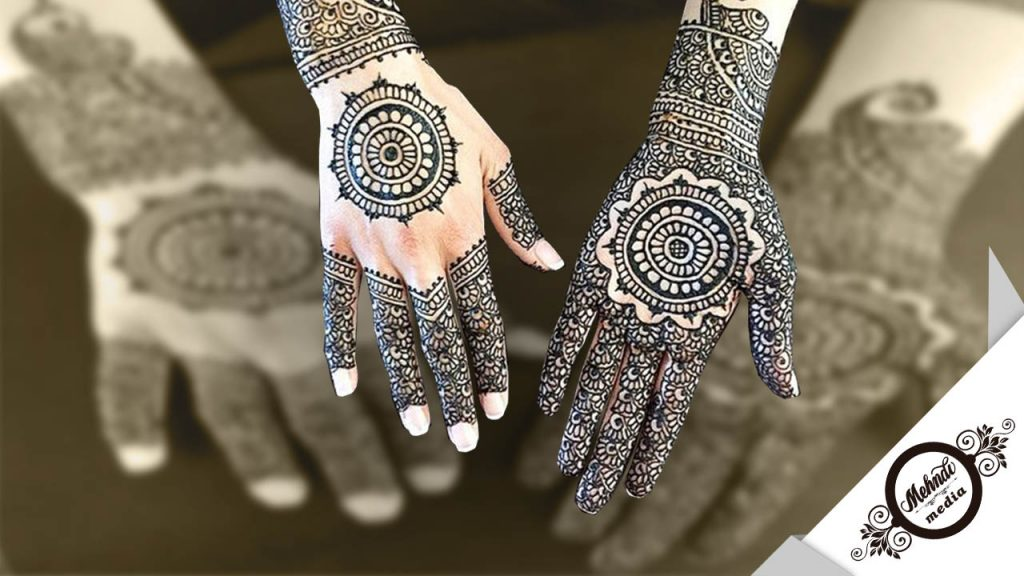 Mehndi Patterns Images : Gorgeous bridal mehndi designs for weddings media