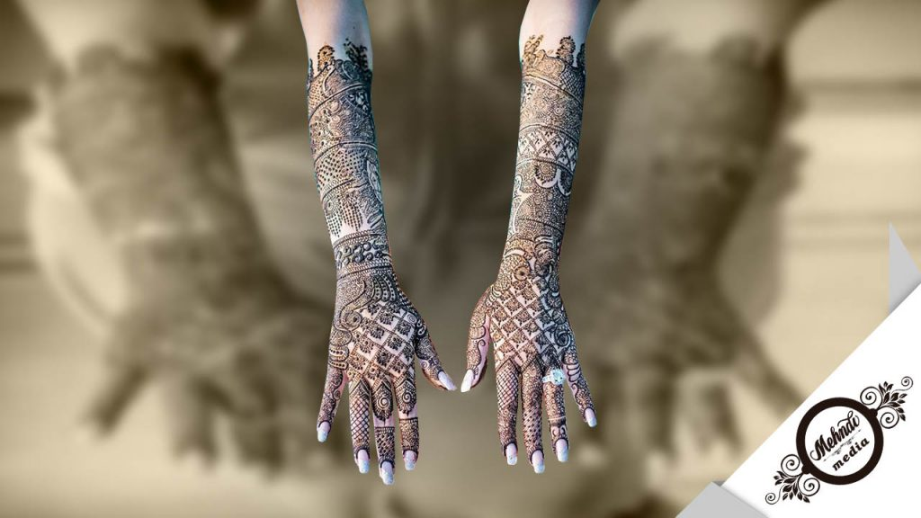 simple bridal mehndi designs for hands and legs