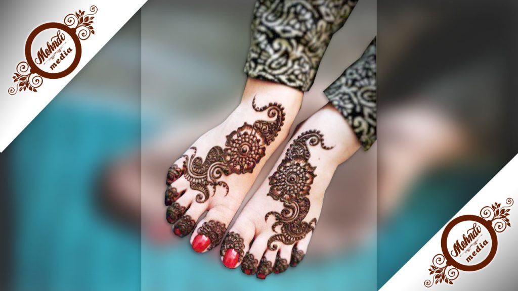 all pakistani mehndi designs