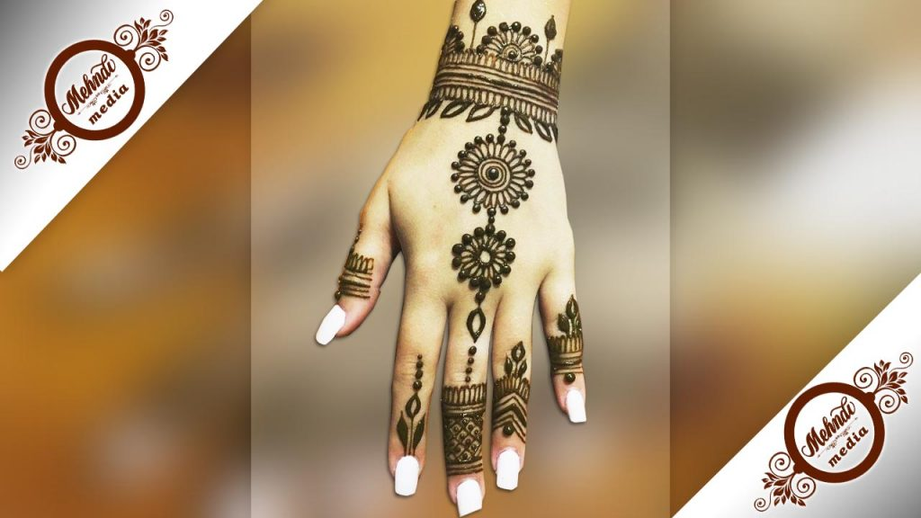 pakistani bridal mehndi designs images