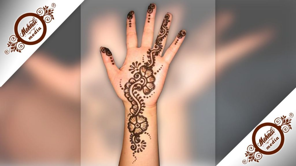pakistani bridal mehndi designs photos