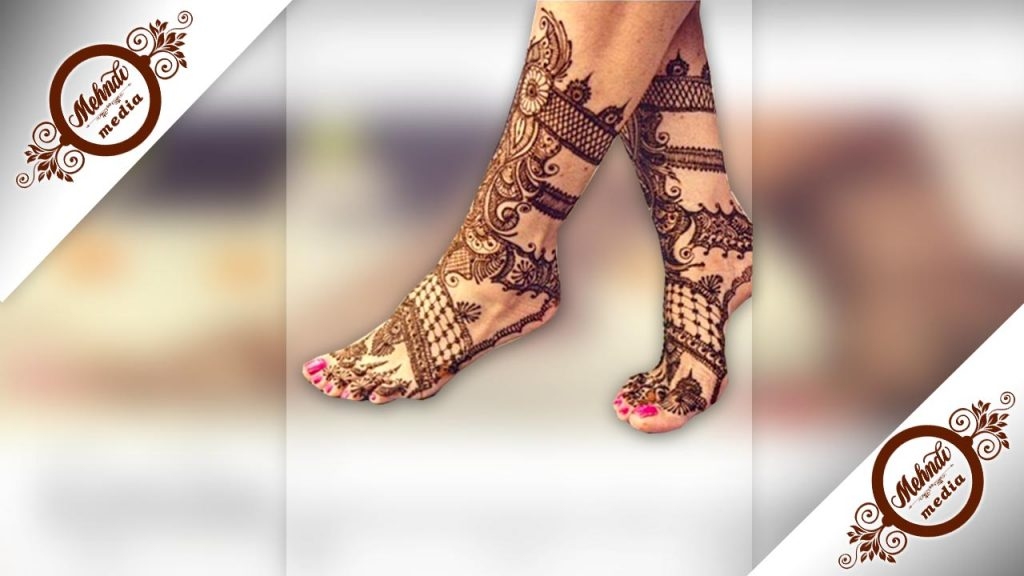 pakistani bridal mehndi designs for hands