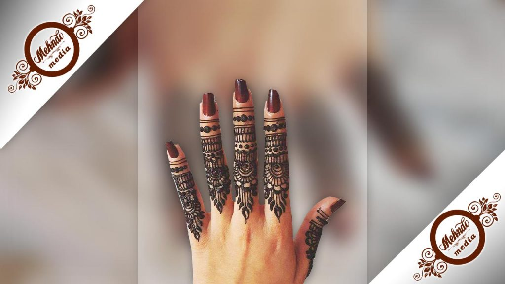 pakistani mehndi designs for hands 2018