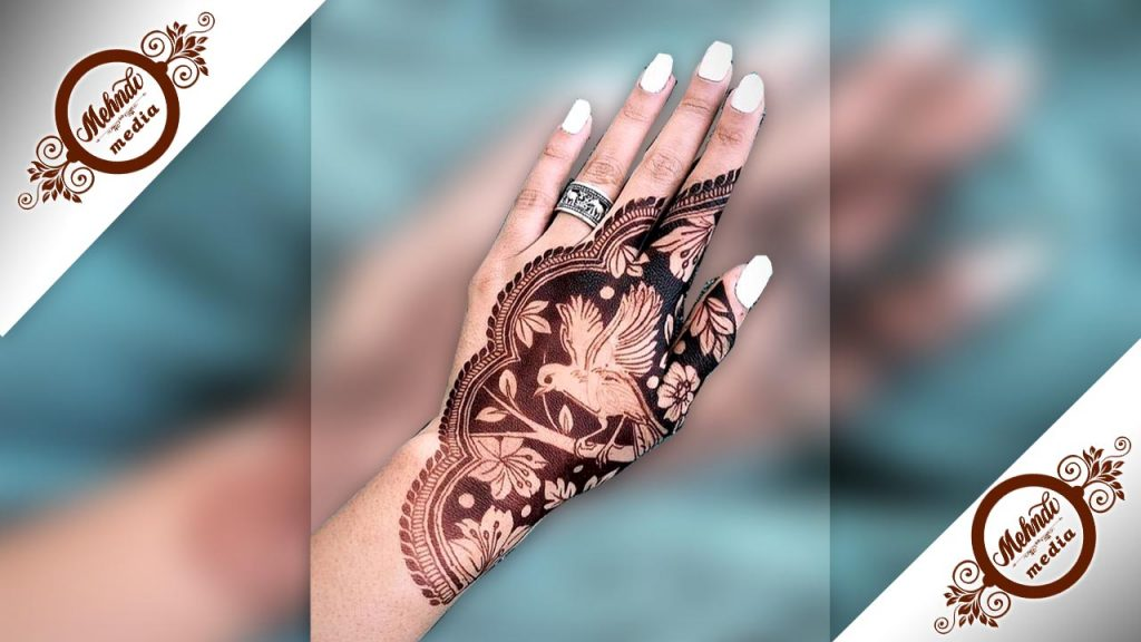 pakistani mehndi designs for wedding photos