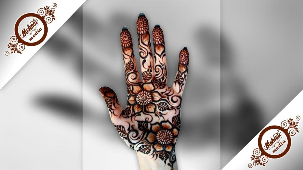 pakistani mehndi designs for back hands