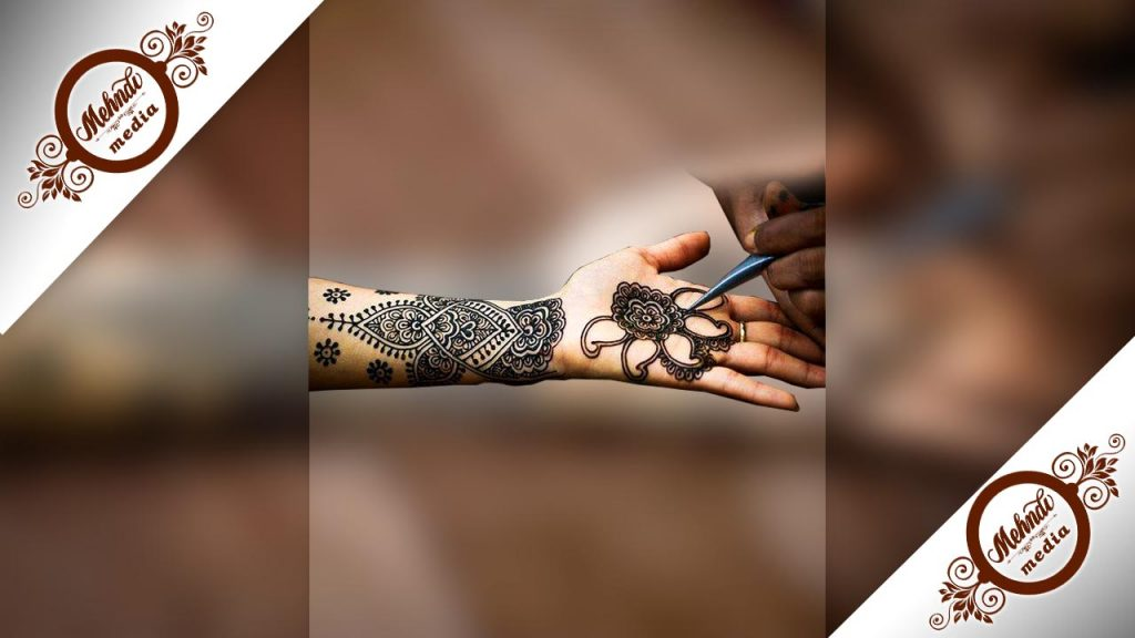 pakistani mehndi designs for hands images