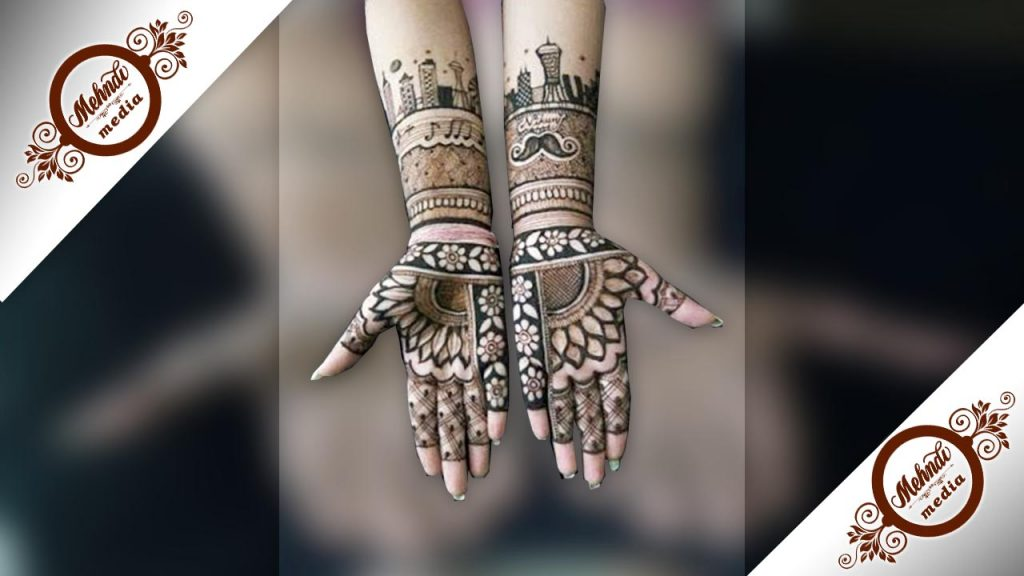 pakistani mehndi designs hands