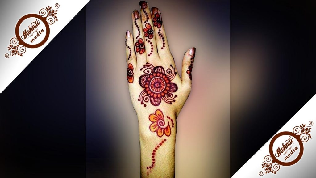 pakistani mehndi designs hd