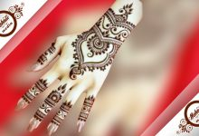 Backhand Mehndi Designs