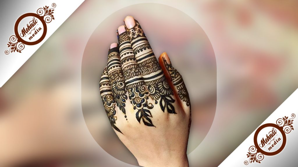 Indian Mehndi Designs For Eid 2019