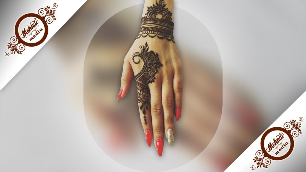 Indian Mehndi Designs For Eid 2018 (35)