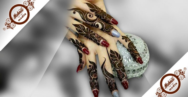 Mehndi Media 50 Simple Finger Mehndi Designs 2018 Updated